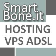 SmartBone Hosting VPS ADSL